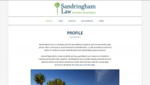 sandringham-law